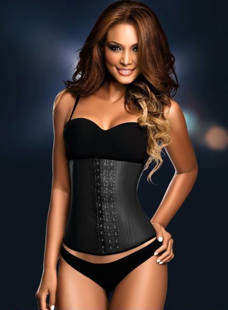 82a1930c50 LATEX WAIST CINCHER BODY SHAPER-COLOMBIAN WAIST SHAPEWEAR